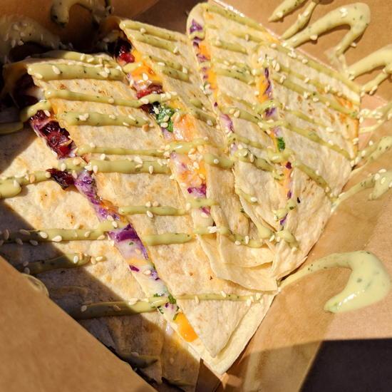 The Fat Queso - The Fat Shrimp (Foodzooka)