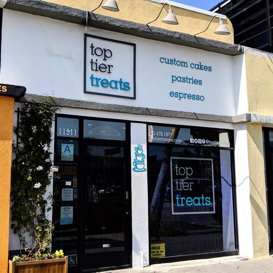 Top Tier Treats - Pico Blvd, West LA (Foodzooka)