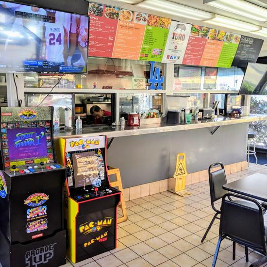 Toro Grillhouse - Arcade games (Foodzooka)
