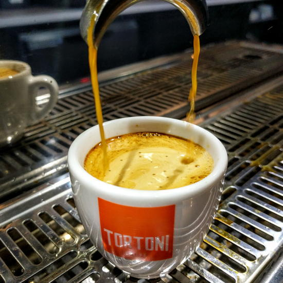 Tortoni Caffé - Espresso (Foodzooka)