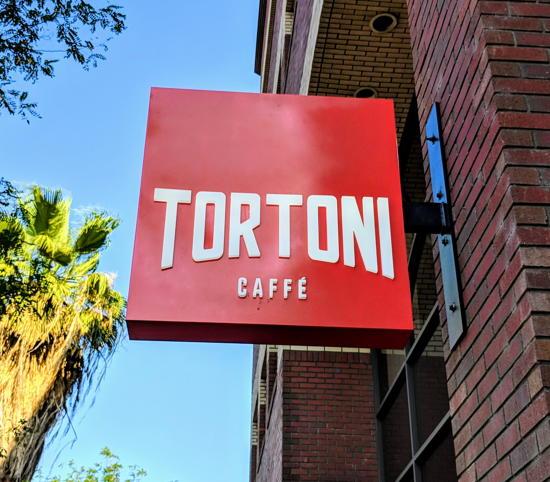 Tortoni Caffé - Sherman Oaks (Foodzooka)