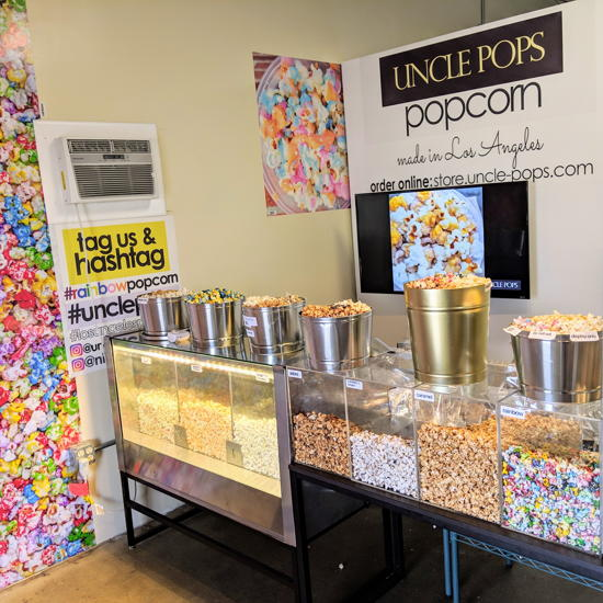 Uncle Pops - Gardena showroom (Foodzooka)