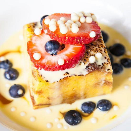 Upper West (courtesy) - Brioche Bread Pudding