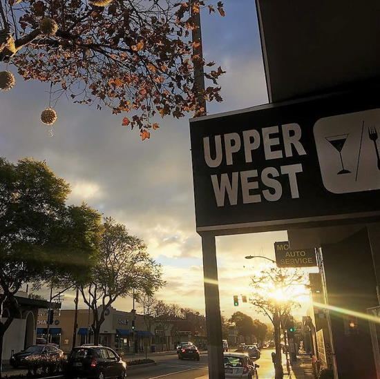 Upper West (courtesy) - West LA