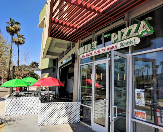 Wall St Pizza - Culver City (Foodzooka)