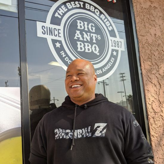 Big Ant's BBQ - Anthony Hypolite (Foodzooka)