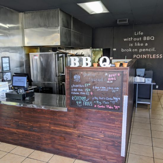 Big Ant's BBQ - Smoked BBQ (Foodzooka)