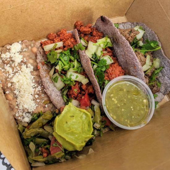 Casa - Big Taco Plate (Foodzooka)
